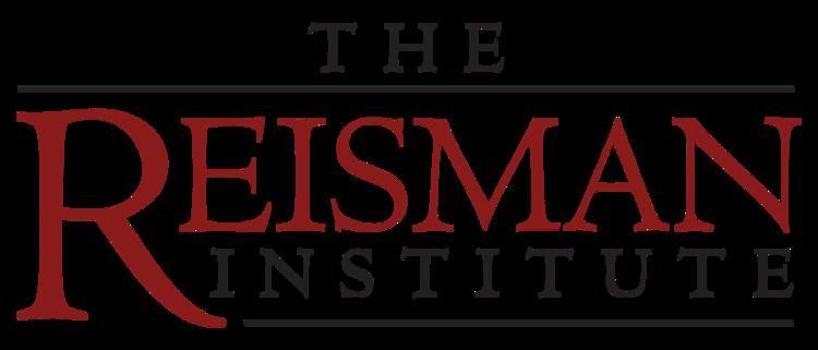 TheReismanInstitute-banner
